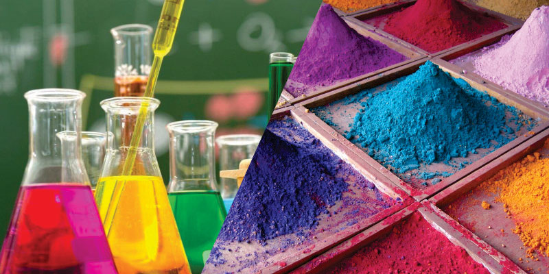 Dyes and Chemicals
